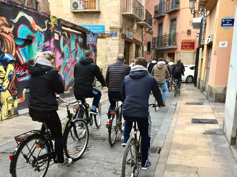 Bikealao - Bike Tours in Valencia