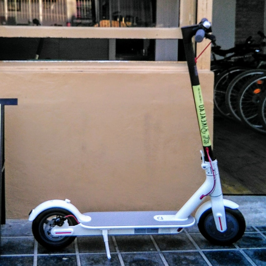An example of the Bikealao Electric Scooter